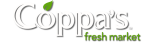 Coppa's Fresh Market logo
