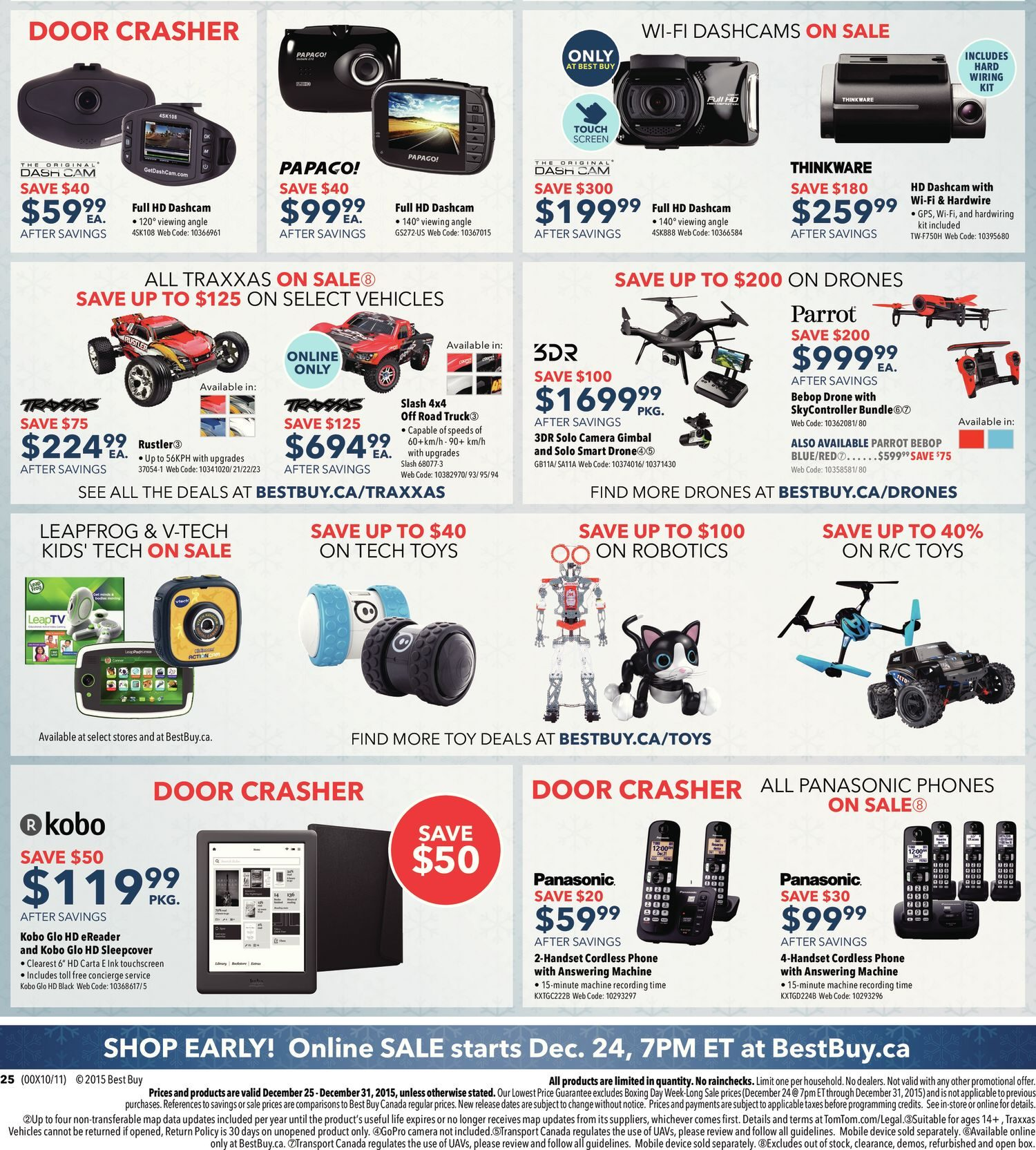 Best Buy Weekly Flyer - Weekly - Boxing Week-Long Sale - Dec