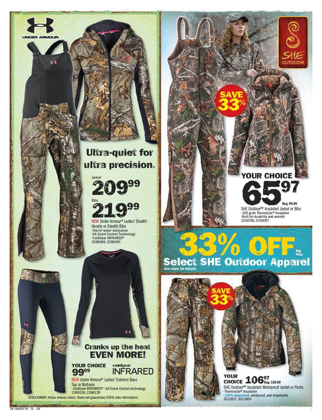 63e17224eca9b Bass Pro Shops Weekly Flyer - Fall Harvest Sale! - Oct 21 – Nov 6 -  RedFlagDeals.com