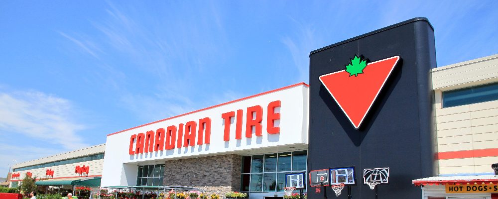 Canadian Tire Announces Plans to Test Home Delivery
