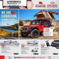 PartsEngine.ca - Monthly Specials Flyer