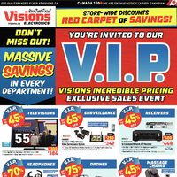 - Weekly - VIP Sales Event Flyer