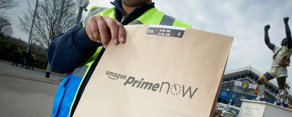 Amazon Reportedly Bringing Prime Now Service to Canada This Year