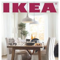 IKEA - Dining Event Flyer