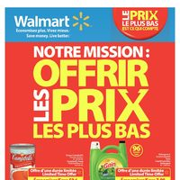 Walmart - Weekly - Our Mission: The Lowest Prices Flyer