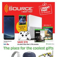 - 2 Weeks of Savings - The Place for The Coolest Gifts Flyer