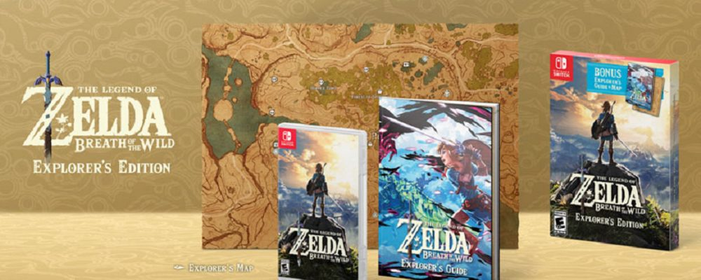 Nintendo to Release New Legend of Zelda Game Bundles this Black Friday