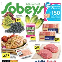 Sobeys - Weekly Specials - Better Food for All Flyer