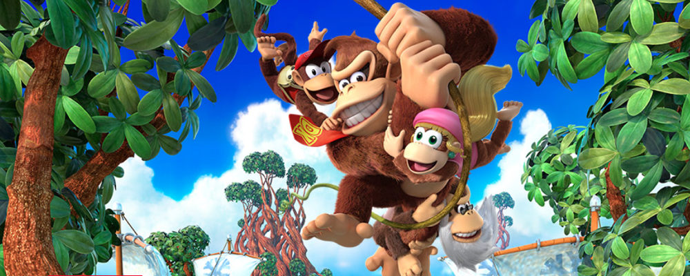 Donkey Kong Country Tropical Freeze Review: A Fun Refresh Of A Wii U Classic For Nintendo Switch