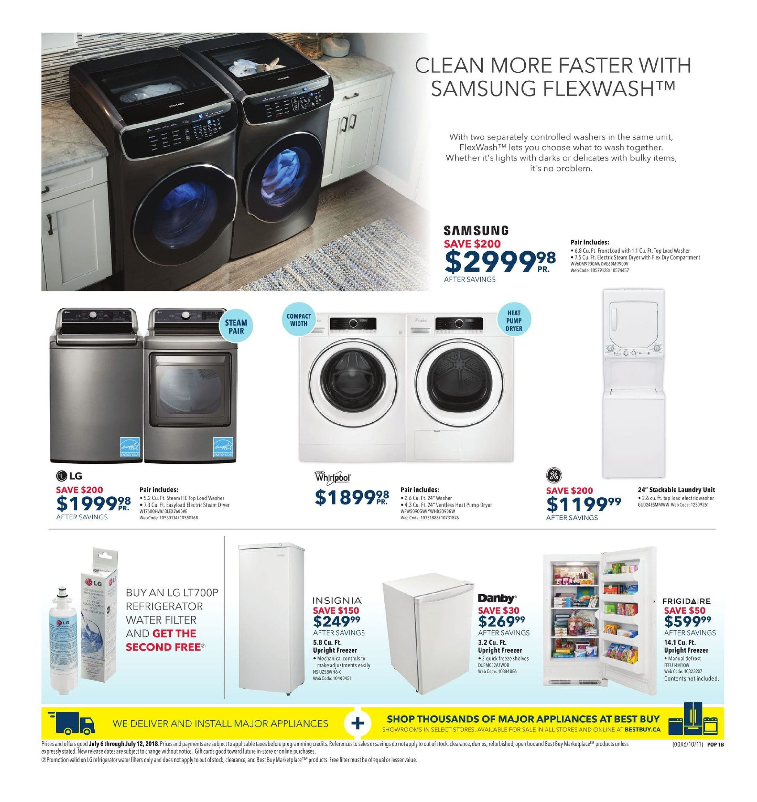 Best buy weekly flyer weekly hot tech at even hotter savings best buy weekly flyer weekly hot tech at even hotter savings jul 6 12 redflagdeals fandeluxe Gallery