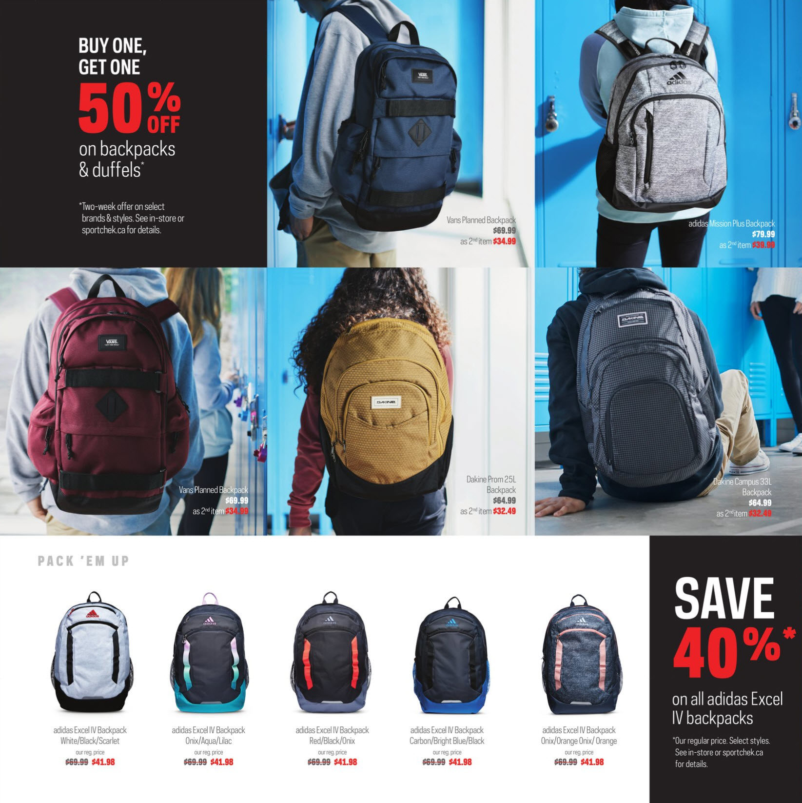 4a0bb60a27 Sport Chek Weekly Flyer - Move Into Fall - Aug 16 – 29 - RedFlagDeals.com