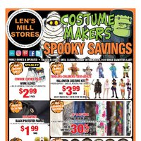 - Spooky Savings Flyer