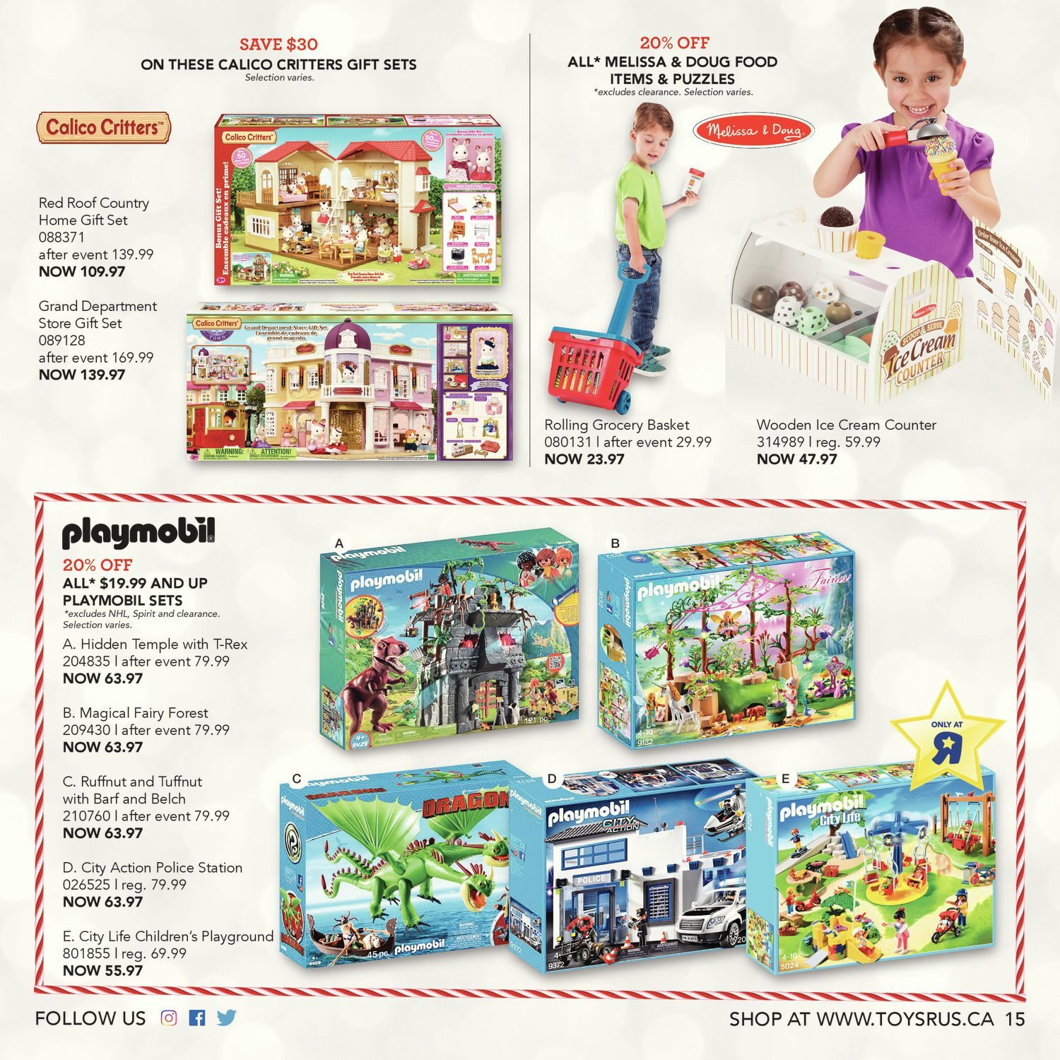 Toys R Us Weekly Flyer - Ultimate Toy Guide 2018 - Nov 2 – 15