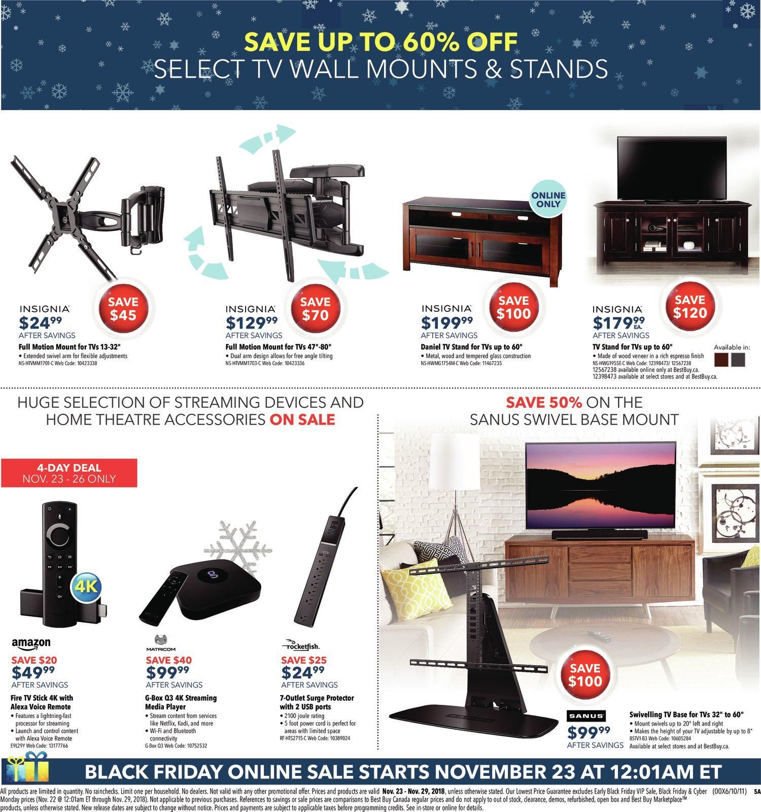 210b9db26975c Best Buy Weekly Flyer - Weekly - Black Friday Sale - Nov 23 – 29 -  RedFlagDeals.com