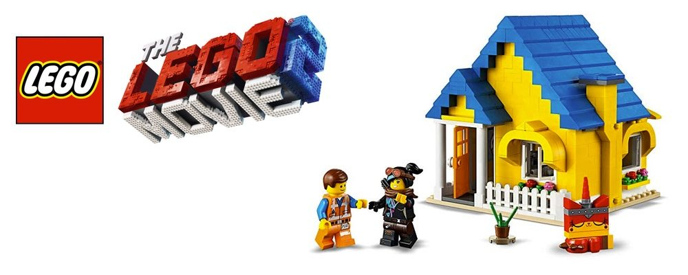 The Best LEGO Movie 2 Sets and Minifigure Blind Pack Series News