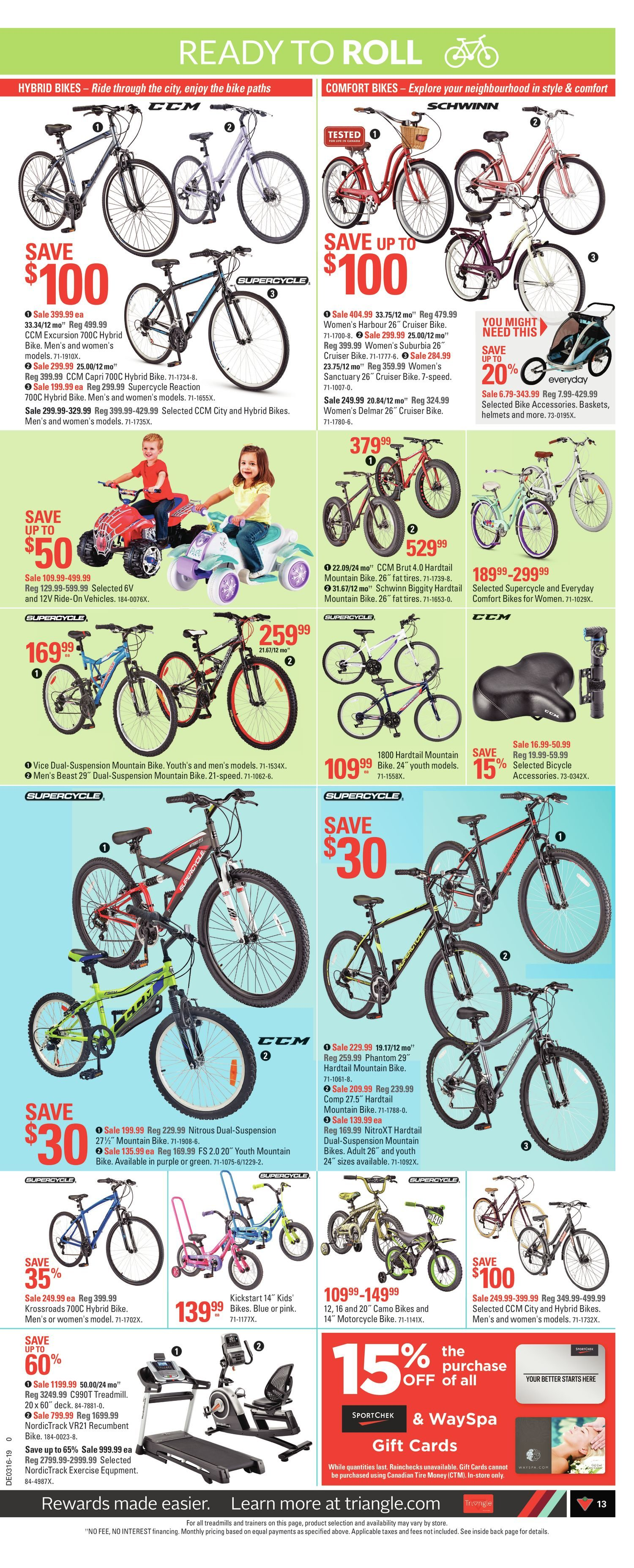 Canadian Tire Weekly Flyer - Weekly - Spring Into Easter
