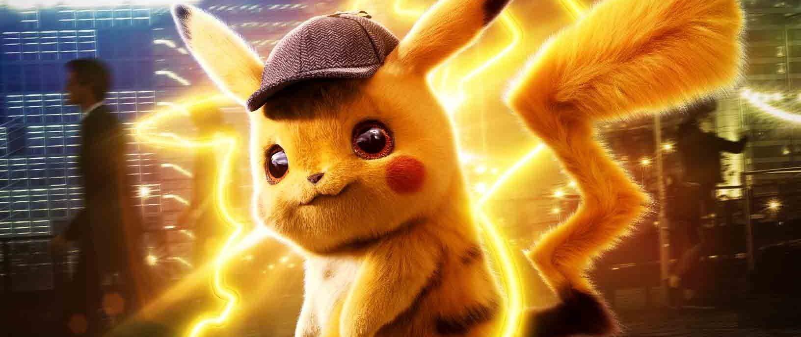Resultado de imagem para pokemon pikachu detective poster