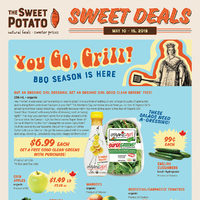 - Sweet Deals Flyer