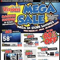- Weekly - Mega Sale Flyer