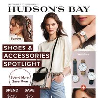 - Weekly - Shoes & Accessories Spotlight Flyer