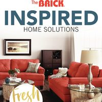 The Brick - Home Inspired Solutions - Fresh Take On Fall Style Flyer