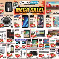 - Mega Sale Flyer