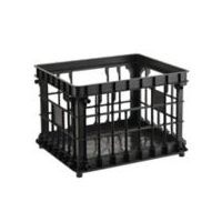 Black milk Crate