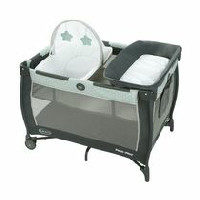 Graco Pack N' Play Care Suite Playard