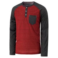Burnside Men's Long Sleeve Tops