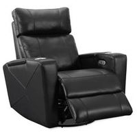 Jovan Theatre Style Swivel Power Recliner