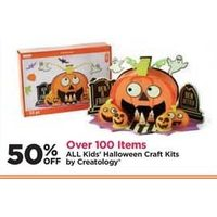 All Kids Halloween Craft Kits By Creatology