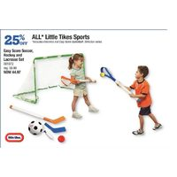 Little Likes Easy Score Scooter, Hockey And Lacrosse Set