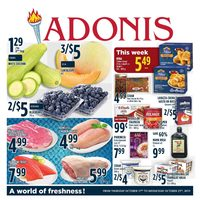 Marche Adonis - Weekly Specials Flyer