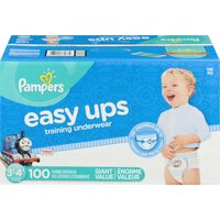 Pampers Easy-Ups or Huggies Pull-Ups Training Pants