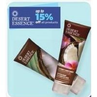 All Desert Essence Products
