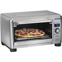 Hamilton Beach Professional Toaster Oven - 0.8 Cu. Ft. - Stainless Steel