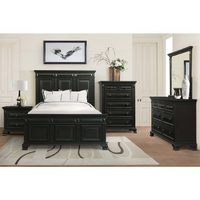 6 PC Queen Bedroom Set