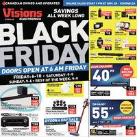 - Weekly - Black Friday Savings Flyer
