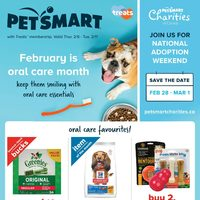 - Treats Membership Only - Oral Care Favourites! Flyer