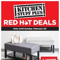 Fabricland - Red Hot Deals Flyer