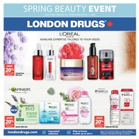 - Spring Beauty Event Flyer