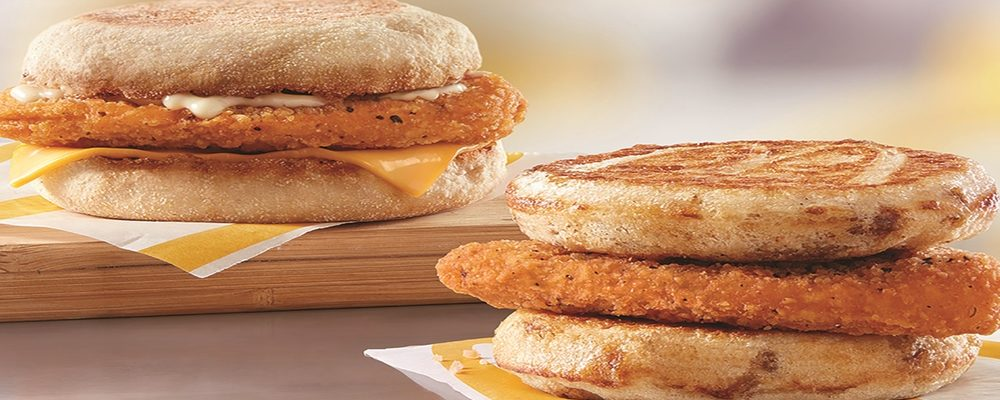 McDonald's Adds Two Chicken Breakfast Sandwiches to Their Menu in Canada