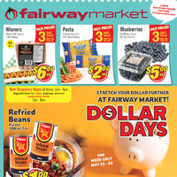 Fairway Market - Weekly - Dollar Days Flyer
