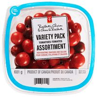 PC Variety Pack Tomatoes