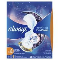 Always Pads Or Tampax Tampons
