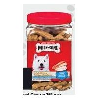 Milk-Bone Soft and Chewy or Wonder Bones