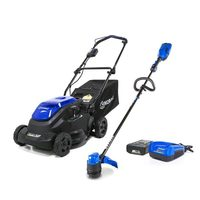 Kobalt Lawnmower And String Trimmer Combo