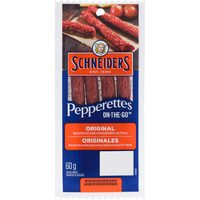 Schneiders Pepperettes On-The-Go Sausage Snacks