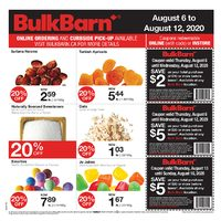 Bulk Barn - Weekly Deals Flyer