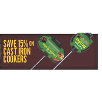 Cast Iron Cookers